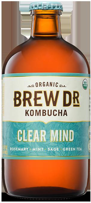 Brew Dr. Kombucha.