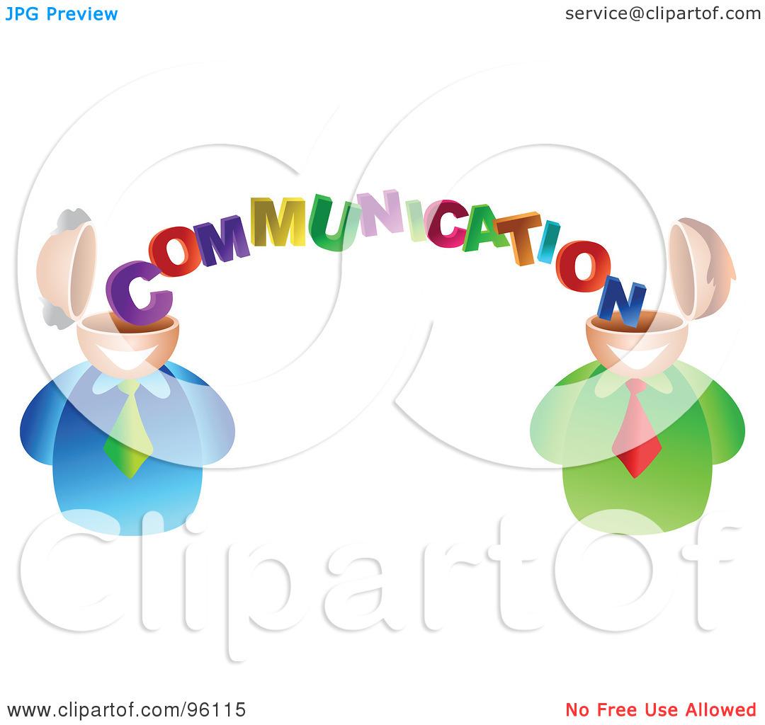 Clip Art About Communication Clipart.