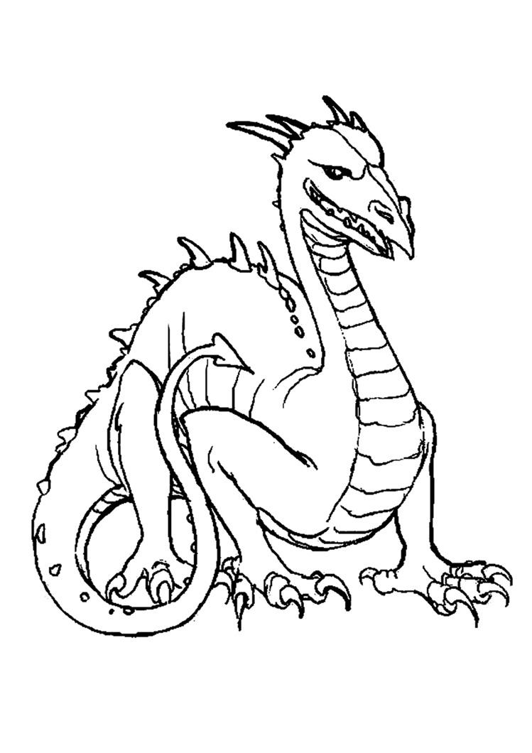 komodo dragon clip art #22.