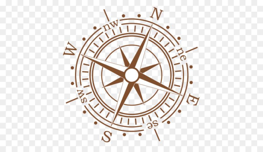 Vector graphics Image Clip art Compass Illustration.