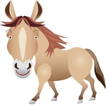Horse Vector 12 Clipart Picture Free Download.