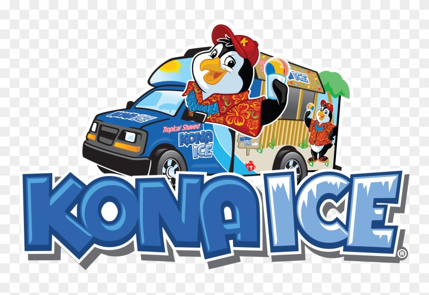 Kona Ice Logos.