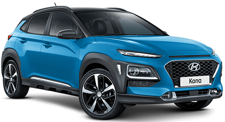 New Hyundai Kona for sale in Cairns.