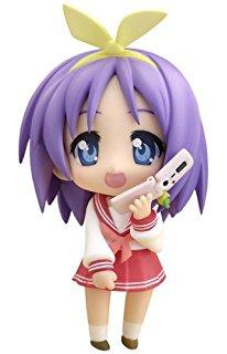 Amazon.com: Nendoroid: 27 Lucky Star Izumi Konata PVC Figure: Toys.