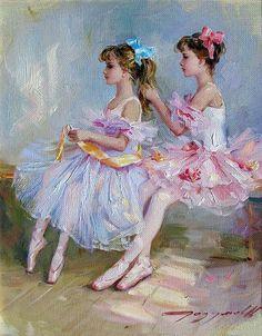 Swan Lake Watercolor Ballet Clip Art Digital paper packs Theater.