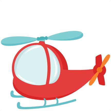Helicopter SVG scrapbook cut file cute clipart files for.