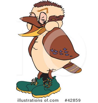 Kookaburra Clipart #42859.