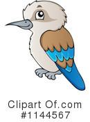 Kookaburra Clipart #1.