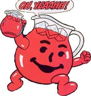 Drink the Kool Aid.