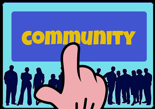 Free illustration: Hand, Icon, Community, Team, Group.