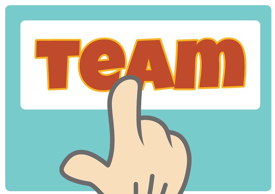 Free illustration: Team, Hand, Icon, Community, Group.