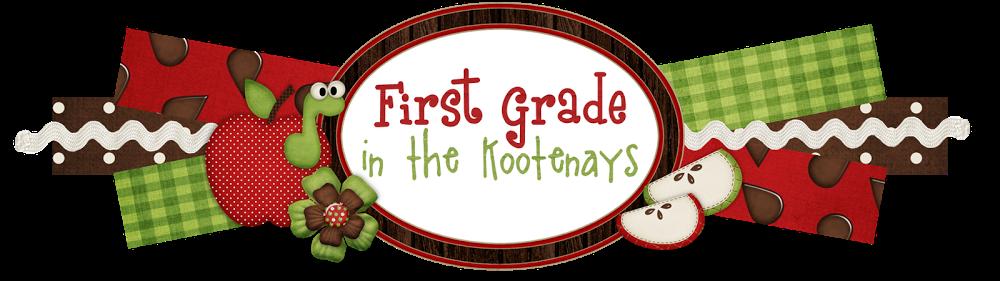First Grade in the Kootenays: January 2013.