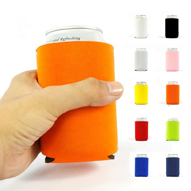 Wholesale Neoprene Beer Can Custom Size Koozies With Logo.