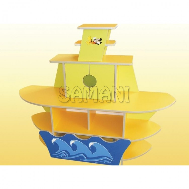 Game Stand 13475 Boat it is a safe model for children..