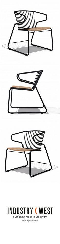 Rosewood Elizabeth Chair by Ib Koford.