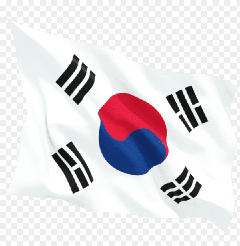 south korea flag png clipart transparent.