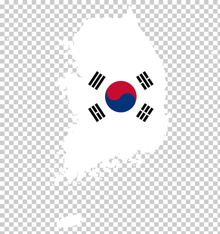 Flag of South Korea United States Zazzle, korea map PNG.