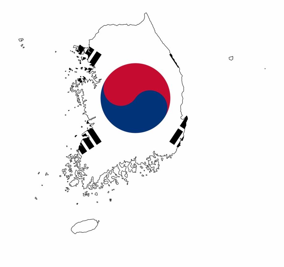 South Korea Flag Png.