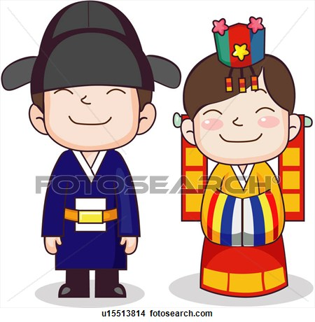 Korean Clip Art Free.