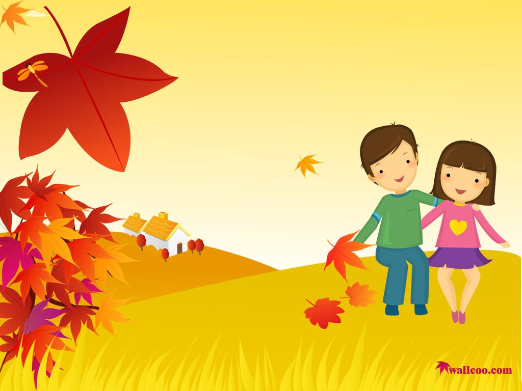 Autumn Icons.