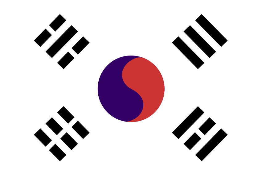 File:Flag of Korea (1919~1945).png.