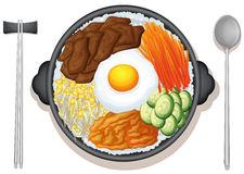 Korean Food Clipart.