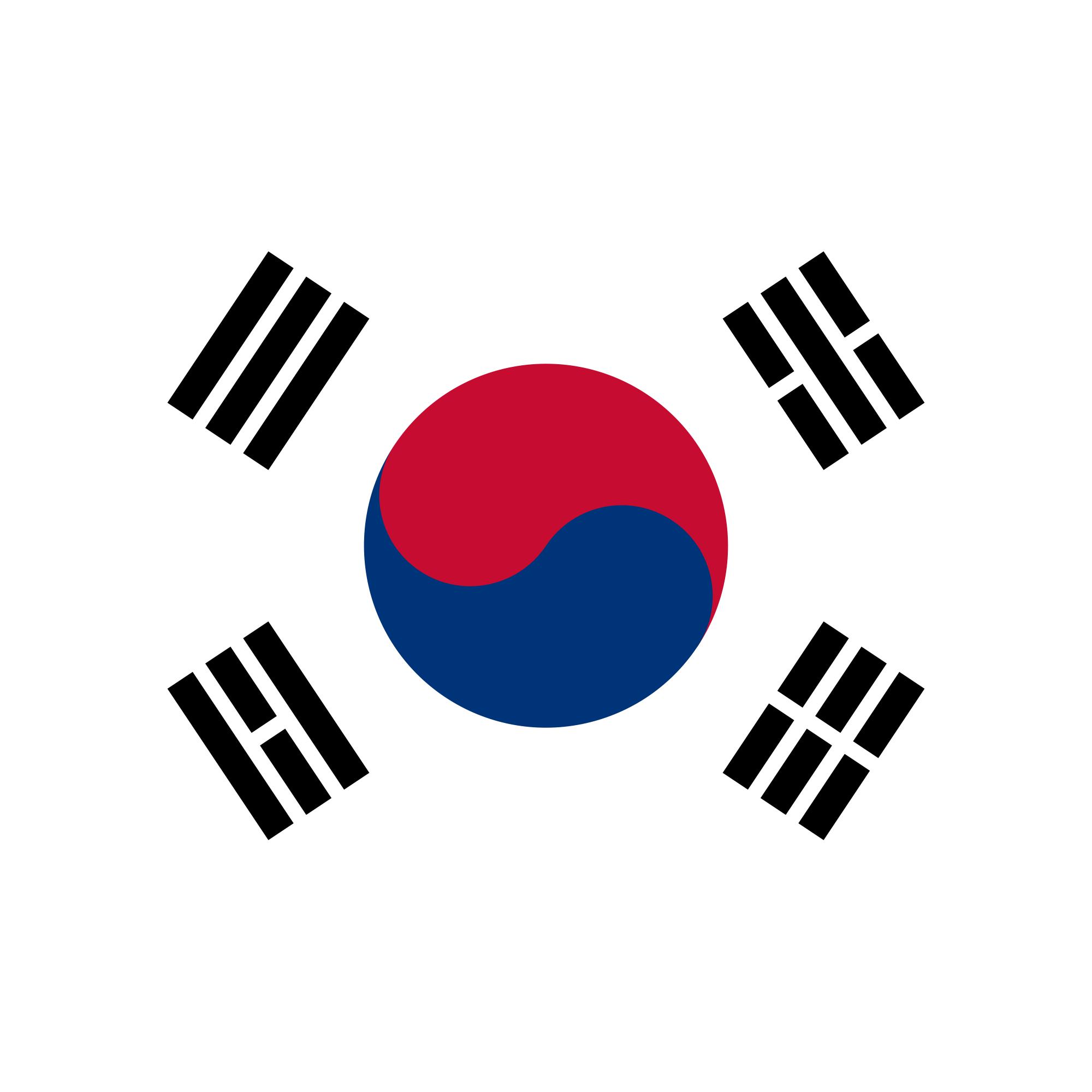 Korean Logos.