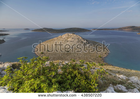 National Park Kornati Stock Photos, Royalty.