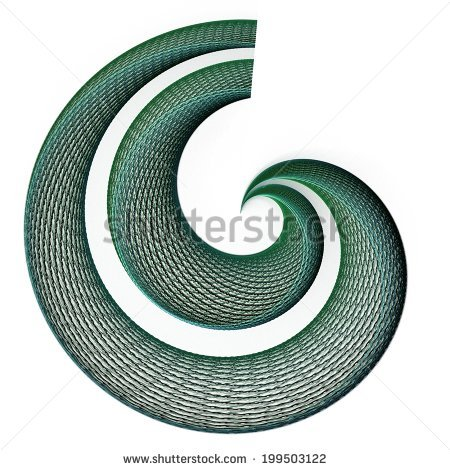 Maori Koru Stock Photos, Royalty.