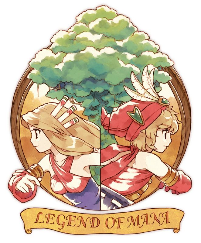 1000+ images about Legend of Mana on Pinterest.