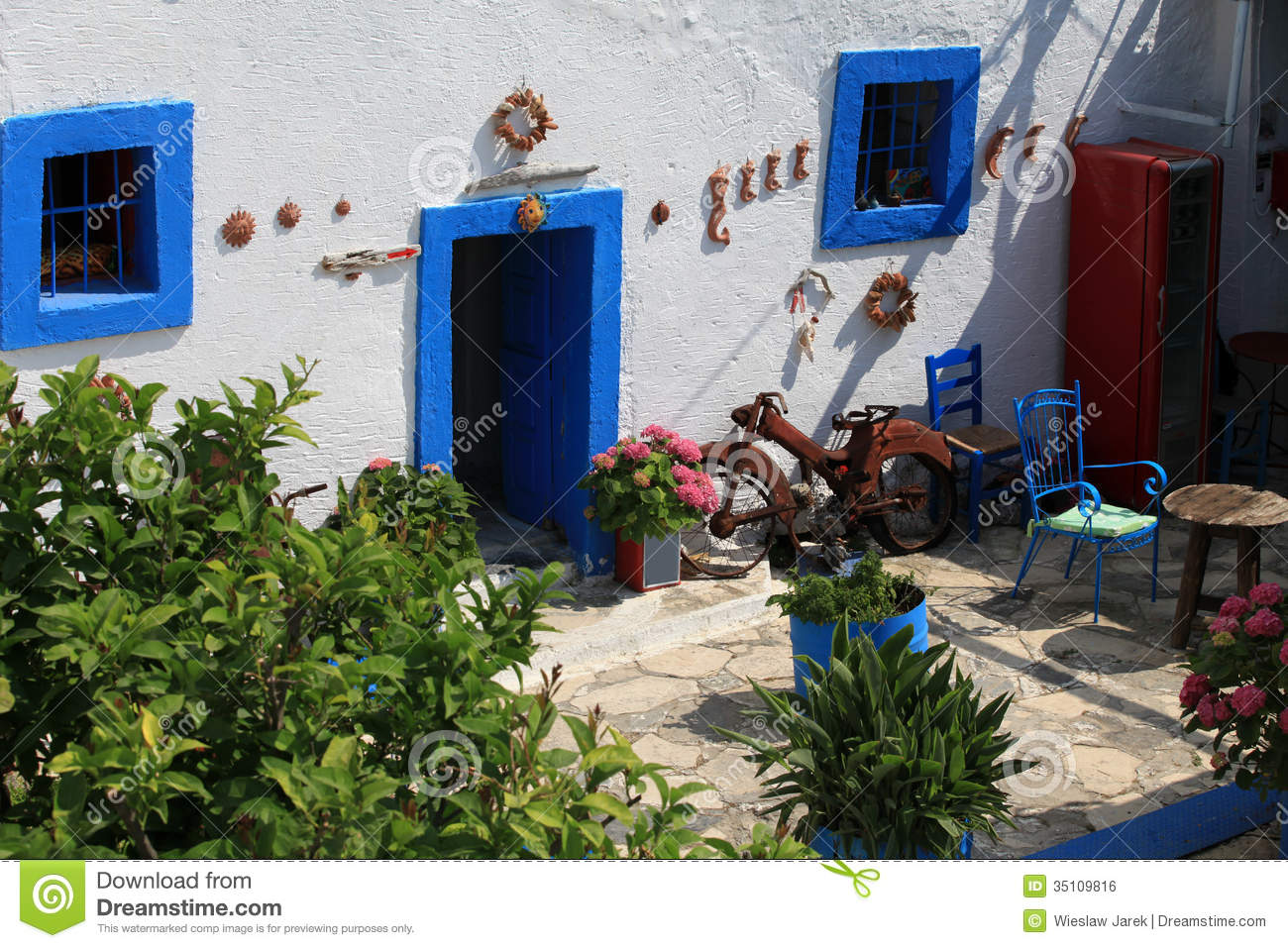 Zia Island Kos Greece Stock Photos, Images, & Pictures.
