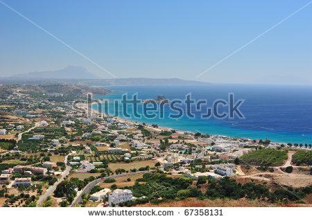 Greece Island Kos Stock Photos, Royalty.