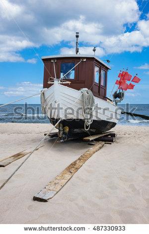 Flag Strands Stockfoto's, rechtenvrije afbeeldingen en vectoren.