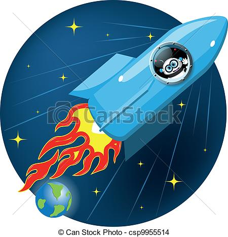 EPS Vector of cosmos.