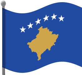 Kosovo clipart.