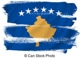 Flag kosovo Illustrations and Clip Art. 948 Flag kosovo royalty.