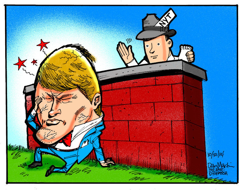 Editorial: Stench of rotten eggs hangs over Koster and Missouri's.
