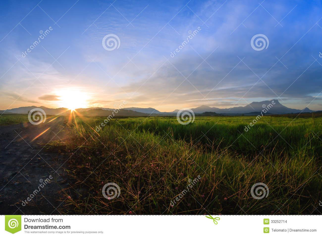 Sunsrise Clipart.