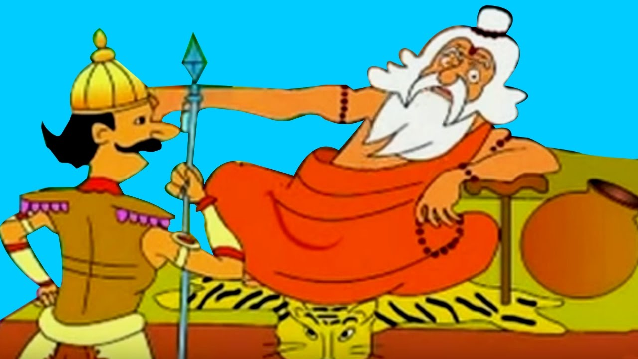 Telugu Animated Short Stories.