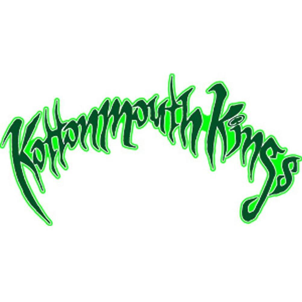 Kottonmouth Kings Logo Embroidered Patch.