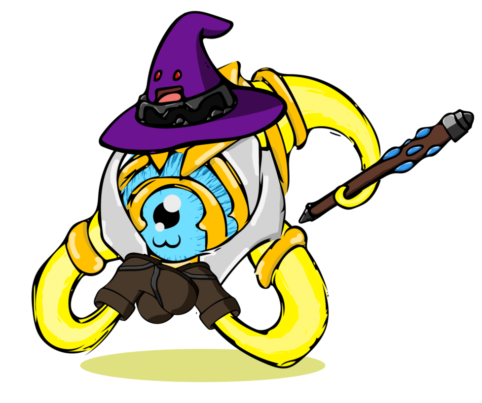 A certain Issue with boots and Vel'koz.