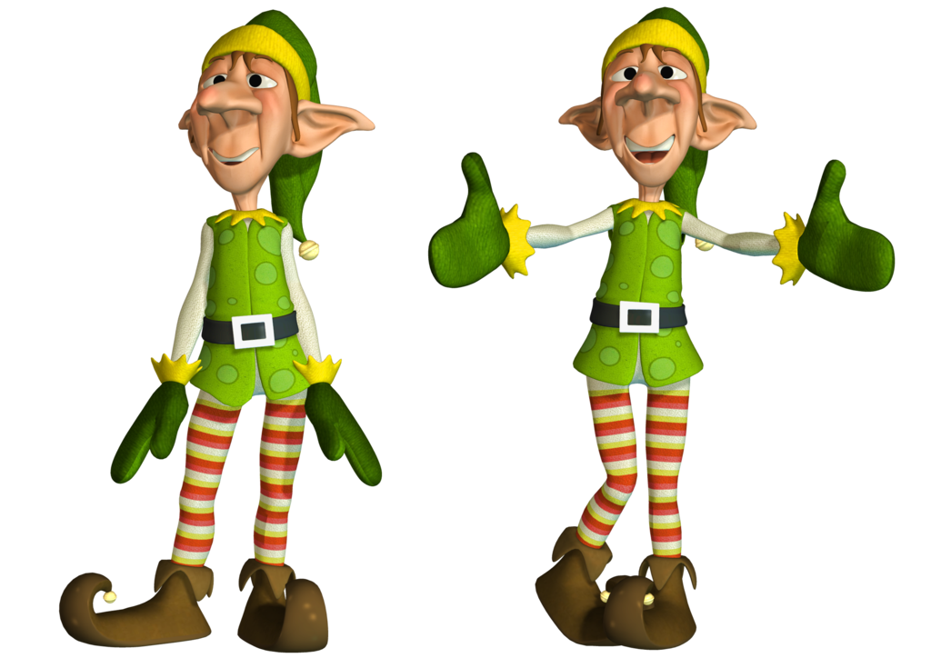Christmas Elf Pictures.