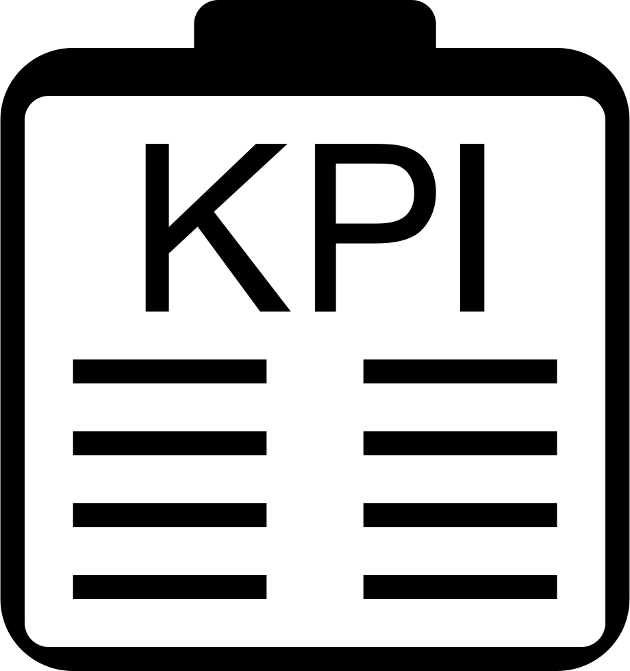 Kpi icon png 5 » PNG Image.