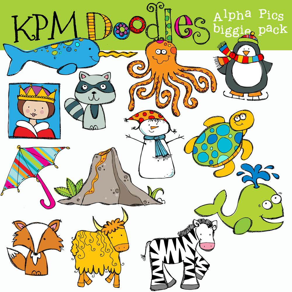 KPM Doodles: Alpha pics.