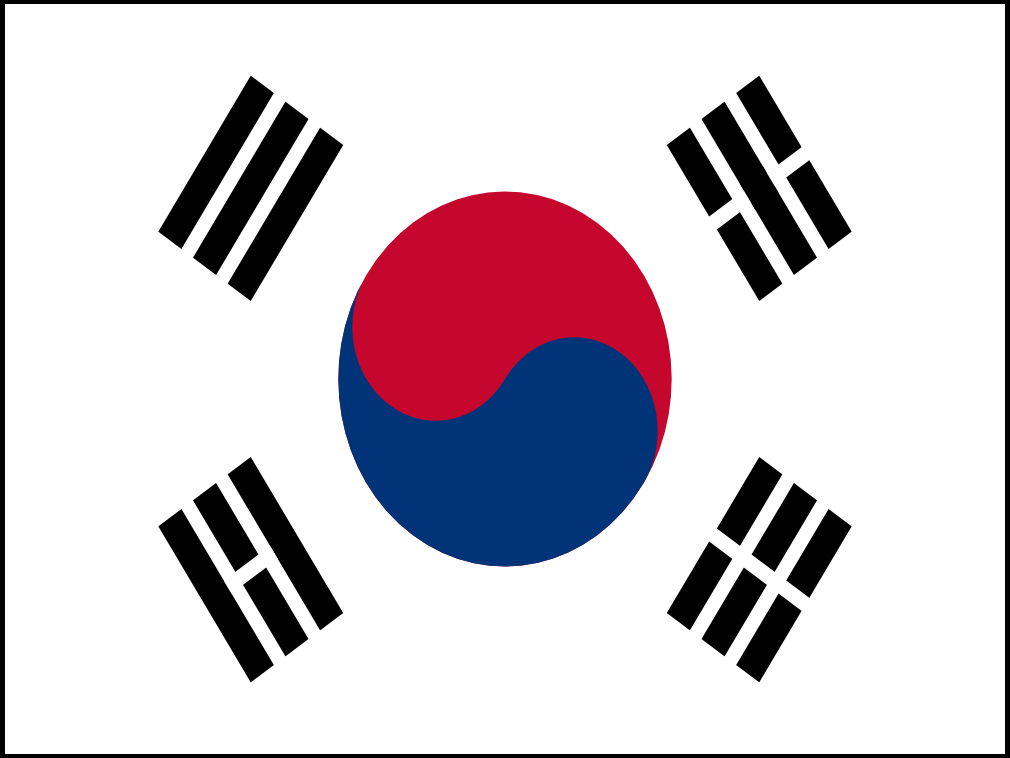 History of the Korean Flag.