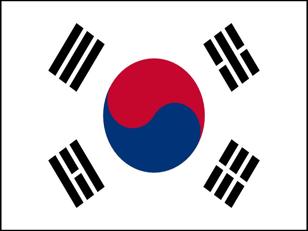 History of the Korean Flag.