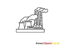 Industrie Bilder, Cliparts, Cartoons, Grafiken, Illustrationen.