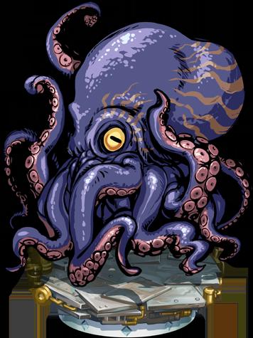 Kraken png clipart images gallery for free download.