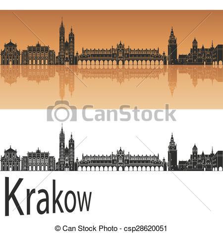 Krakow Vector Clipart Royalty Free. 255 Krakow clip art vector EPS.