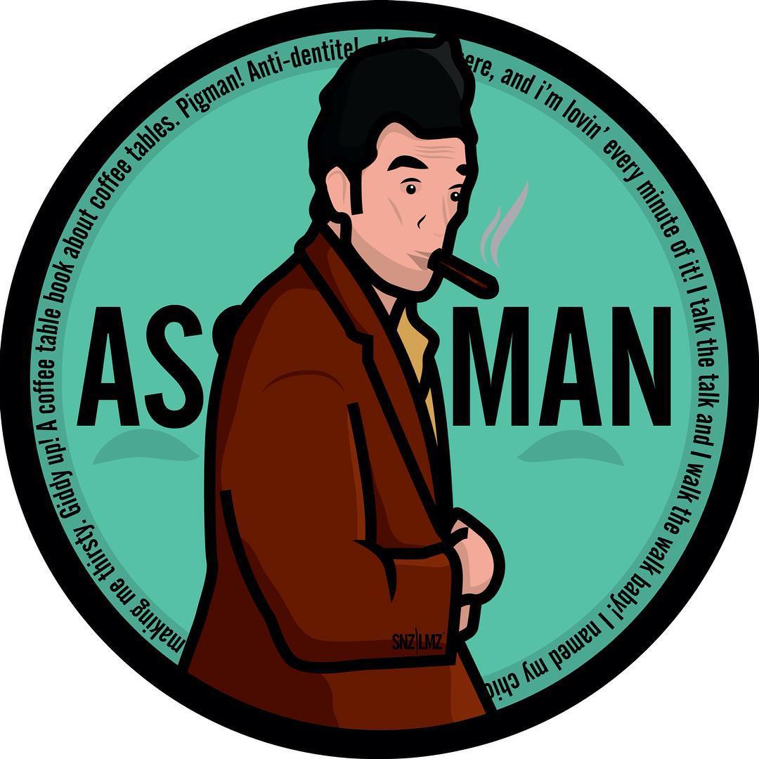 Kramer Cartoon.